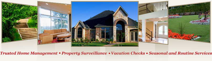 Trusted Home Management | Property Surveillance